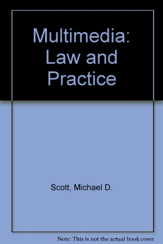 9780130829849: Multimedia: Law and Practice