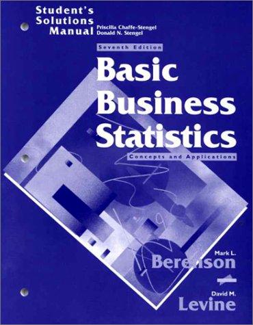 9780130830739: Basic Business Statistics