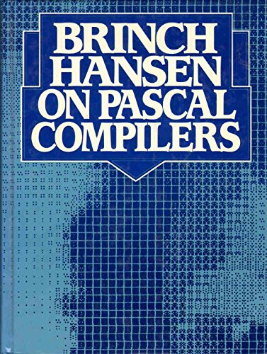 9780130830982: Brinch Hansen on Pascal Compilers