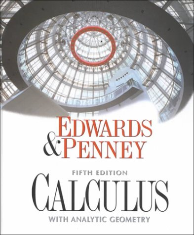 9780130831071: Calculus With Analytic Geometry