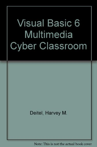 9780130831163: Visual Basic 6 Multimedia Cyber Classroom