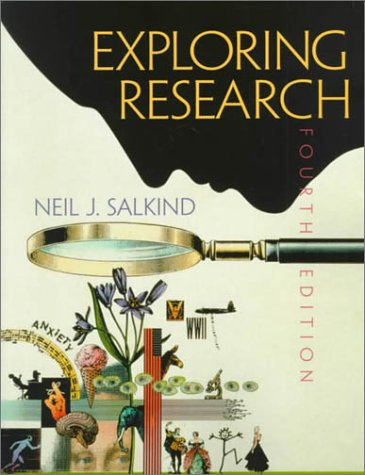 9780130831545: Exploring Research (4th Edition)