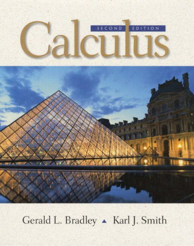 9780130831941: Calculus and Student Maths