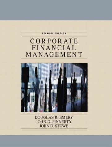 9780130832269: Corporate Financial Management, Second Edition