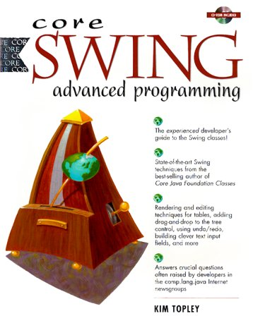 9780130832924: Core Swing: Advanced Programming