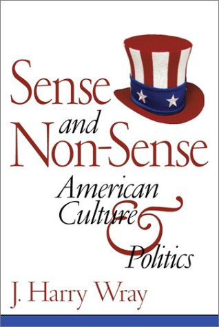 9780130833433: Sense and Non-Sense: American Culture and Politics