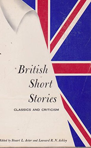 9780130833600: British Short Stories