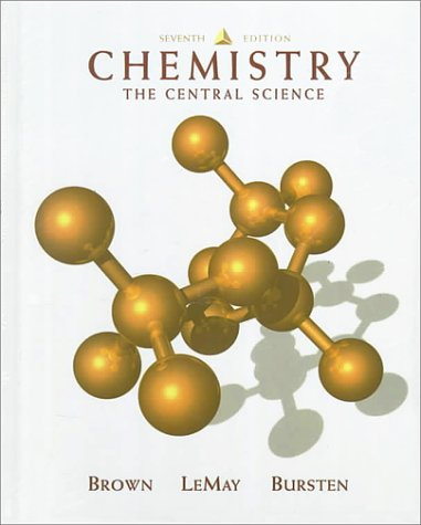 9780130833723: Chemistry: The Central Science