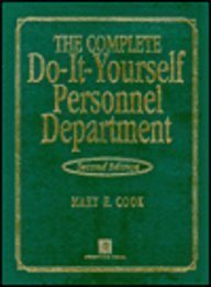 9780130834225: The Complete Do-It-Yourself Personnel Department with CDROM