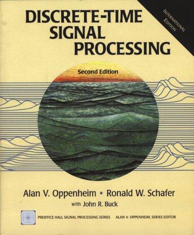 9780130834430: Discrete-Time Signal Processing: International Edition