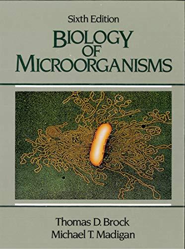 9780130838179: Biology of Microorganisms