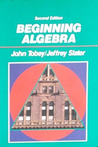 9780130838254: Beginning Algebra