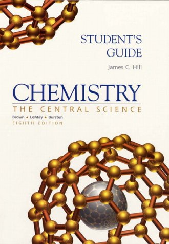 9780130840950: Chemistry: The Central Science (Student's Guide)