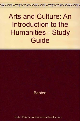 9780130841490: Arts and Culture: An Introduction to the Humanities - Study Guide