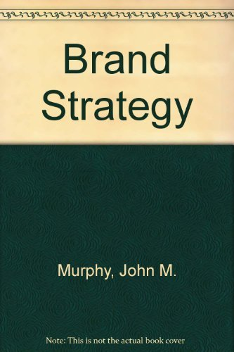 9780130841612: Brand Strategy