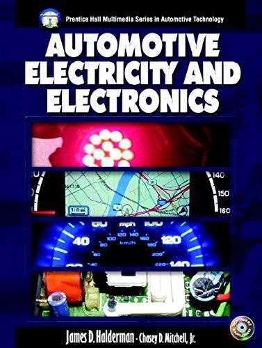 9780130842244: Automotive Electricity and Electronics