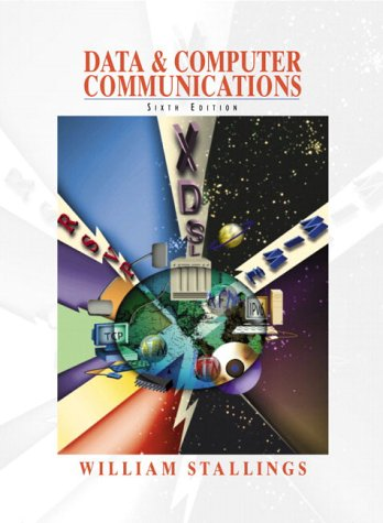 9780130843708: Data & Computer Communications (6th Edition)