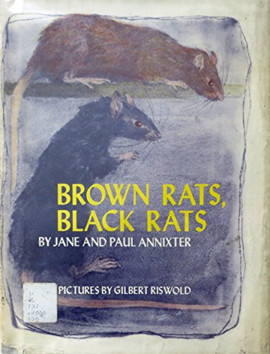9780130844002: Brown Rats- Black Rats