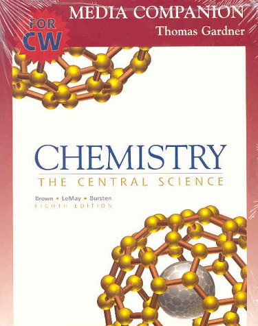 9780130845177: Chemistry: The Central Science and Media Companion