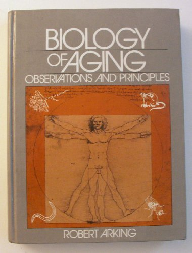 9780130845832: Biology of Aging: Observations and Principles