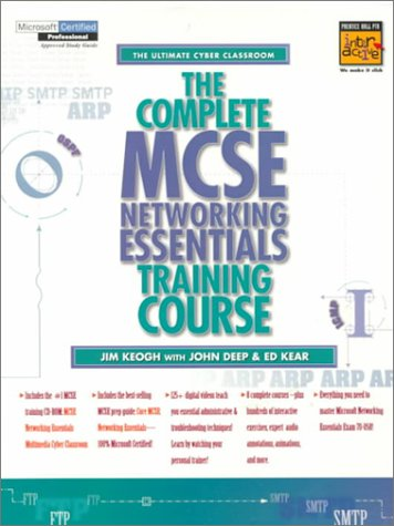 9780130847775: Complete MCSE Networking Essentials Training Course
