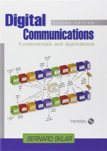 9780130847881: Digital Communications: Fundamentals and Applications (2nd Edition)