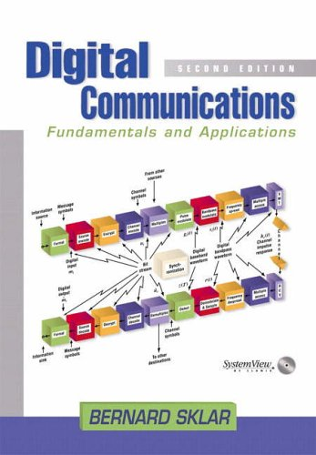 9780130847881: Digital Communications: Fundamentals and Applications (Prentice Hall Communications Engineering and Emerging Techno)