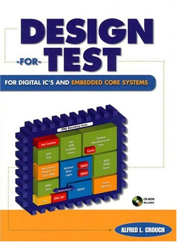 9780130848277: Design-For-Test For Digital IC's and Embedded Core Systems