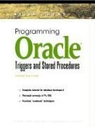 9780130850331: Programming Oracle Triggers and Stored Procedures (3rd Edition) (Prentice Hall PTR Oracle Series)
