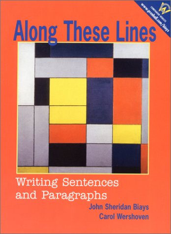 9780130850706: Along These Lines: Writing Sentences and Paragraphs