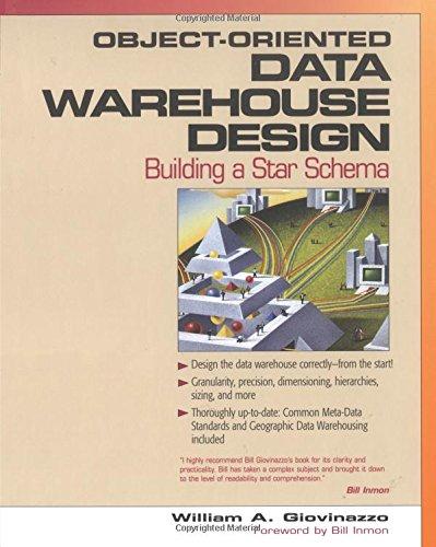 9780130850812: Object-Oriented Data Warehouse Design: Building A Star Schema