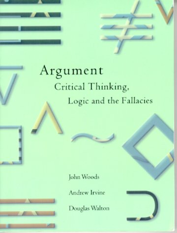 9780130851154: Argument: Critical Thinking