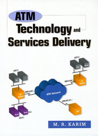 ATM Technology and Services Delivery: M. R. Karim