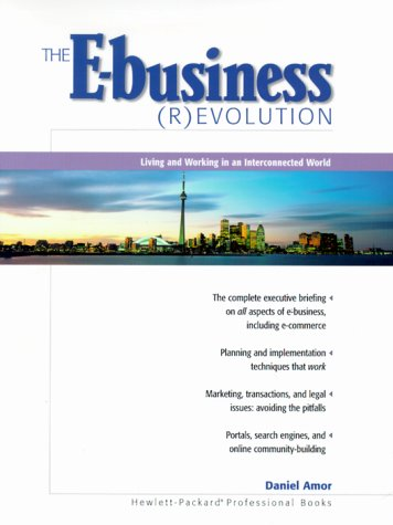 9780130851239: E-business (R)evolution, The