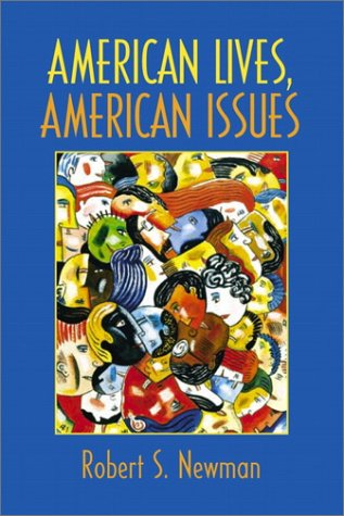 9780130851345: American Lives, American Issues