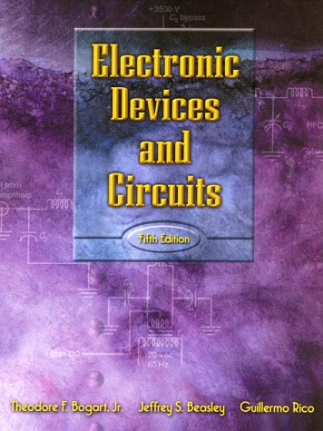 9780130851789: Electronic Devices and Circuits (5th Edition)