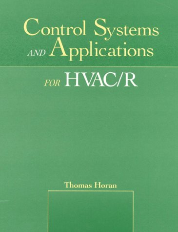 9780130851796: Control Systems and Applications for HVAC/R