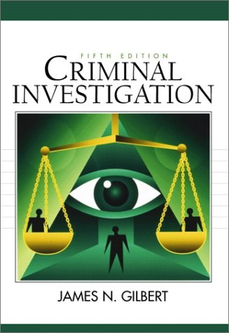 9780130852069: Criminal Investigation (5th Edition)