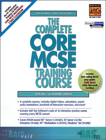 9780130852564: Complete Core MCSE Training Course, The