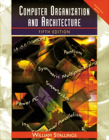 9780130852632: Computer Organization and Architecture: Designing for Performance