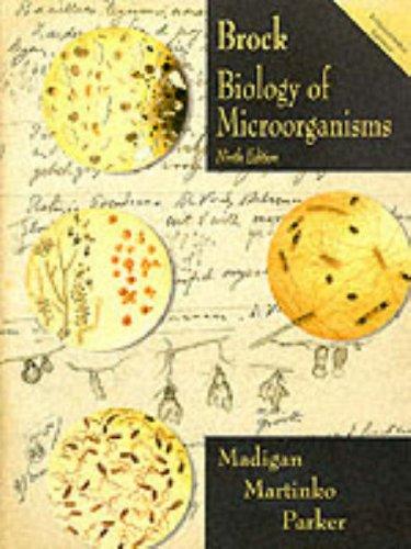 9780130852649: Brock's Book of Microorganisms (Prentice Hall international editions)