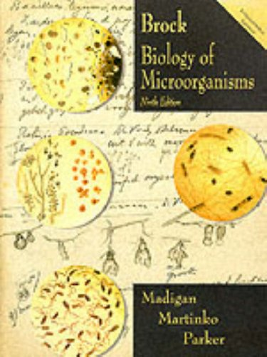 9780130852649: Brock's Book of Microorganisms