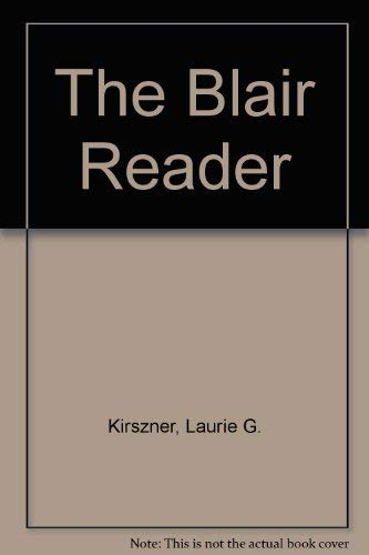 9780130853257: The Blair Reader
