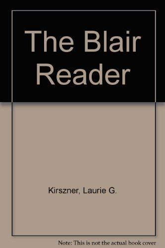 9780130853257: The Blair Reader