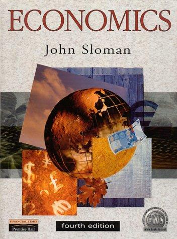 9780130853424: Economics, 4th Ed.