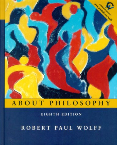 9780130853936: About Philosophy (8th Edition)