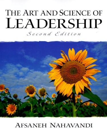 9780130854599: The Art and Science of Leadership (2nd Edition)
