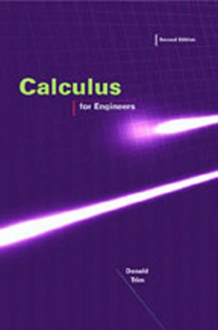 9780130856036: Calculus for Engineers