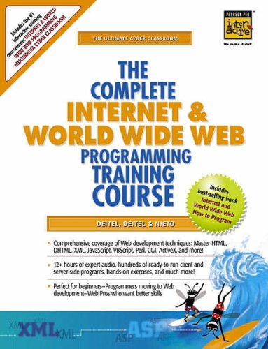 9780130856098: The Complete Internet and World Wide Web Programming Training Course