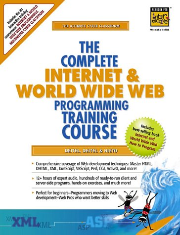 9780130856111: The Complete Internet and WWW Programming Course (Multimedia Boxed Set)